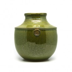 Green Karen Vase